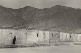"""""""Pilgrim"""", Zanskar, 1983, 9-3/4 x 14-1/4 Platinum Photograph, Ed. 25"""