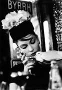 Mary + Dove, Paris, 1957