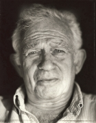"""""""Norman Mailer"""" Archival Pigment Print, Combined Ed. of 15"""