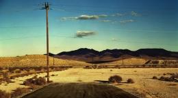 Road to Nowhere, Las Vegas, 2001, Archival Pigment Print