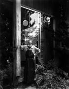 Ansel Adams, 1976, Silver Gelatin Photograph