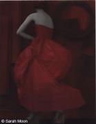 La Robe Rouge, 2010, 29-1/8 x 22-1/2 Color Carbon Photograph, Ed. 15