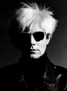 Andy Warhol, Los Angeles, 1986, 17 x 11 Archival Pigment Print