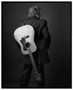 Johnny Cash, Las Vegas, NV, 1992, 24 x 20 inches, Platinum Palladium Photograph, Ed. of 15