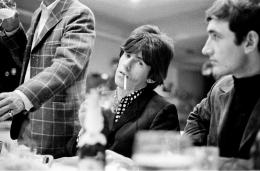 Keith Richards, France, April 1966, C-Print
