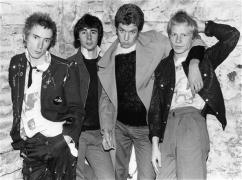The Sex Pistols, London, England, 1976, Silver Gelatin Photograph