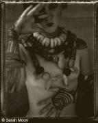 """Avril pour """"Elle"""" 1, 2003, 15-3/4 x 19-1/2 Toned Silver Gelatin Photograh, Ed. 20"""