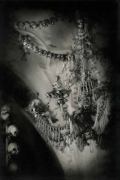 Chandelier, 1995 60 x 40 Hand Tinted Archival Pigment Print, Ed. 6