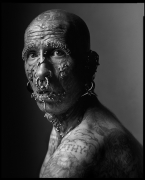 Dennis, New York, NY, 2009, 20 x 16 inches, Silver Gelatin Photograph, Ed. of 25