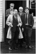 Andy Warhol, Henry Geldzahler, David Hockney, Jeff Goodman, 1963, Archival Pigment Print