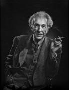 Frank Lloyd Wright, 1945, 20 x 16 Silver Gelatin Photograph