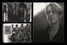 """""""Peel Away, Kenya 2011, David Bowie 2002"""""""