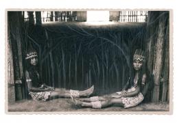 Bafacona, (Ethnicity: IUitoto), n.d., Archival Pigment Print