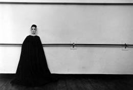 Martha Graham, New York City, 1961, Silver Gelatin Photograph