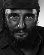 Fidel Castro, 1971, 20 x 16 Silver Gelatin Photograph