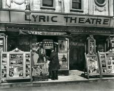 Lyric Theatre, New York, 1936