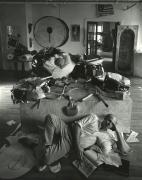 Claes Oldenberg, 1967, Silver Gelatin Photograph