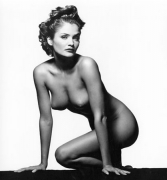 Helena, New York, 1992, 24 x 20 Selenium Toned Silver Gelatin Photograph, Ed. 20
