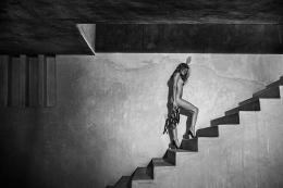 SARA MOROCCO STAIRCASE 2016,