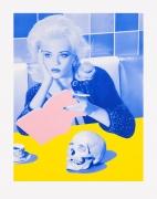 Ex Libris, 2019, Screenprint in Colours