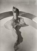 Lanvin Models, 1938, 20 x 16 Platinum Print, Edition 25