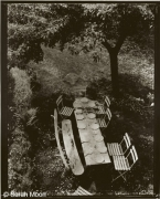Dimanche a Grisy, 1987, 15-3/4 x 19-1/2 Toned Silver Gelatin Photograh, Ed. 20