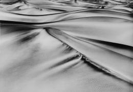 Satin Dunes, 2011, 22 x 28 inches, Silver Gelatin Photographs