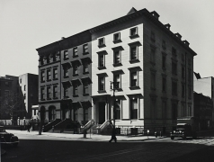 Fifth Avenue Houses, New York, 1936