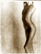 Corpus, Untitled #9803212, 14 x 11 Silver Gelatin Photograph, Copper, and Glass, Ed. 15
