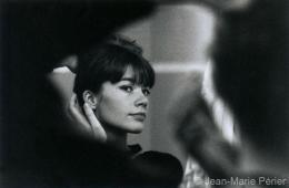 Françoise Hardy, Paris, 1966, C-Print