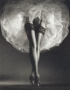 Round the Clock I, New York, 1987, 20 x 16 Silver Gelatin Photograph