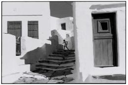 Siphnos, Greece, 1961, 11 x 14 Silver Gelatin Photograph