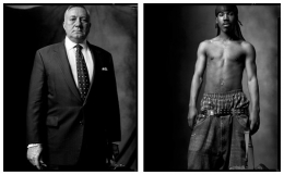CEO / Messenger, 2006 / 2005, 20 x 32-1/2 Diptych, Archival Pigment Print, Ed. 20