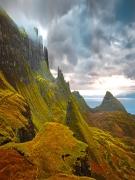 The Quiraing, Isle of Skye, Scotland, 2013, Archival Pigment Print