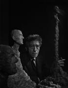 Albert Gacometti, 1965, 20 x 16 Silver Gelatin Photograph