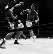 Muhammad Ali vs. Zora Folley, March, 1967, 16 x 20 Silver Gelatin Photograph, Ed. 150