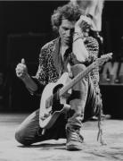 "Keith Richards, ""Crouch"", New York, 1993, Silver Gelatin Photograph"