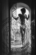 In the Morning, Athens, 1937, 11 x 14 Silver Gelatin Photograph