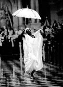"""Creole Mass"" (Michelle Gibson), New Orleans, 2001, 14 x 11 Silver Gelatin Photograph"