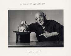Dr. Duanus' Famous Magic Act, 1996, 11 x 14 Silver Gelatin Photograph, Ed. 25