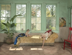 Chaise, 2013 22 x 29 Inches, Archival Pigment Print, Edition of 15