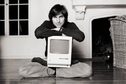 Steve Jobs, Woodside, 1984