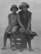 Shylene and Lene, Zimbabwe, 2020