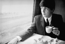Paul on the Train, 1964