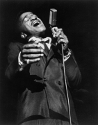 Sammy Davis, Jr., Performing in Las Vegas, 1954