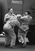 The Goose, Bronx, New York, 1958, Silver Gelatin Photograph