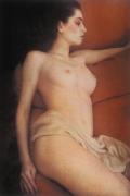 Michal, Mermaid, 1980, 19 x 13 Fresson Print