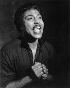 Little Richard, CA 1985 (10800-318-11), Silver Gelatin Photograph