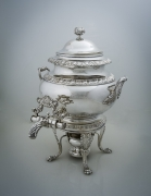 Neo-Classical Tea or Coffee Urn, about 1831–35