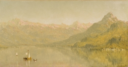 SANFORD ROBINSON GIFFORD (1823–1880)